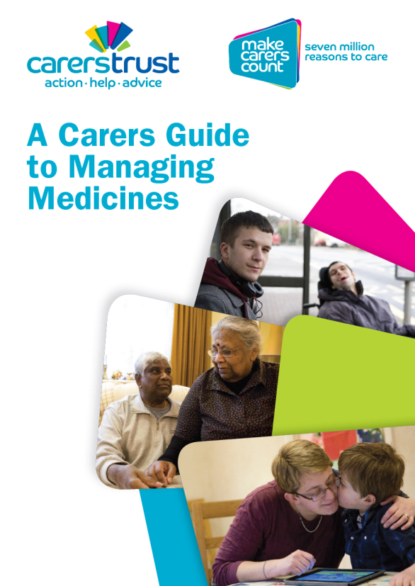 Carers Guide to Managing Medicines